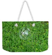 Lucky Bubble Weekender Tote Bag