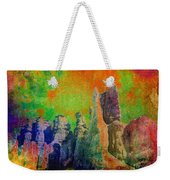 Lucy In The Sky... Weekender Tote Bag