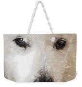 Lucy Light Color Pencil Weekender Tote Bag
