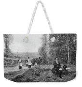 Ludwig Van Beethoven (1770-1827) Weekender Tote Bag