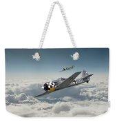 Luftwaffe - Fw190 Weekender Tote Bag