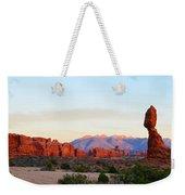 A Sandstone Landscape Weekender Tote Bag