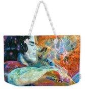 Lullabies For Nebulas Weekender Tote Bag