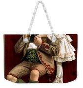 Lullaby Yodel Weekender Tote Bag