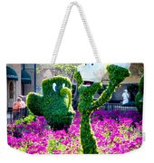 Lumiere And Chip Weekender Tote Bag