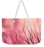 Luminis - S09c - Pink Weekender Tote Bag