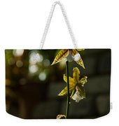 Luminous Chain Of Orchids Weekender Tote Bag