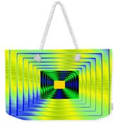 Luminous Energy 18 Weekender Tote Bag