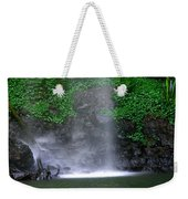 Luminous Falls Weekender Tote Bag
