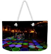 Luminous Field Weekender Tote Bag