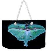 Luna Moth Mirrored Weekender Tote Bag