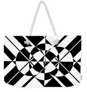Lunar City Weekender Tote Bag