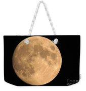 Lunar Mood Weekender Tote Bag
