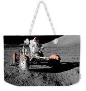 Lunar Ride Weekender Tote Bag