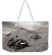 Lunar Vehicle In Distress Weekender Tote Bag
