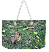 Lunch Time Photo A Weekender Tote Bag