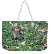 Lunch Time Photo B Weekender Tote Bag
