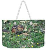 Lunch Time Photo E Weekender Tote Bag
