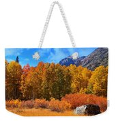 Lundy's Fall Show Weekender Tote Bag