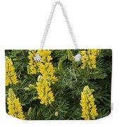 Lupin Blooms Weekender Tote Bag