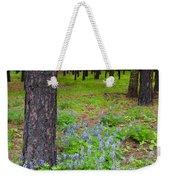 Lupine Forest Weekender Tote Bag