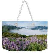 Lupine Of Bald Hills Weekender Tote Bag