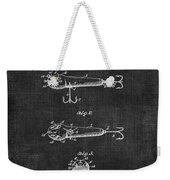 Lures Eger Patent 036 Weekender Tote Bag