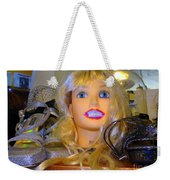 Luscious Lips Weekender Tote Bag