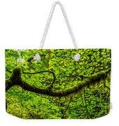 Lush Weekender Tote Bag by Chad Dutson