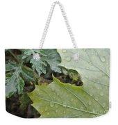 Lush Weekender Tote Bag