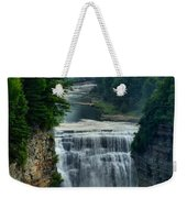 Lush Letchworth Inspiration Point Weekender Tote Bag