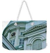 Lutheran Cathedral Of Helsinki-finland Weekender Tote Bag