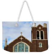 Lutheran Church Weekender Tote Bag