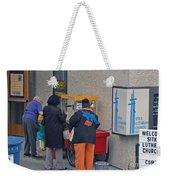 Lutherans Weekender Tote Bag