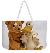 Luv A Duck Weekender Tote Bag