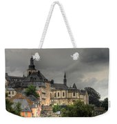 Luxembourg City Weekender Tote Bag