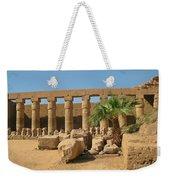 Luxor Egypt Weekender Tote Bag