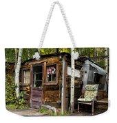 Luxury Ski Lodge In Telluride Co Dsc07461 Weekender Tote Bag