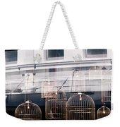 Lv Gilded Cage Bags Weekender Tote Bag