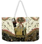 Lv Gold Bag 02 Weekender Tote Bag