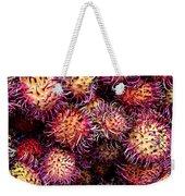Lychee Fruit - Mercade Municipal Weekender Tote Bag