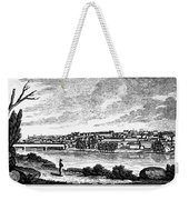 Lynchburg, Virginia, 1856 Weekender Tote Bag