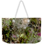 Lynx Spider And Young Weekender Tote Bag