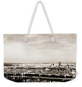 Lyon From The Basilique De Fourviere Weekender Tote Bag