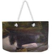 Lyons Falls  - Moose River Weekender Tote Bag