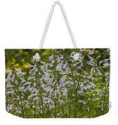 Lyreleaf Sage Wildflowers - Salvia Lyrata Weekender Tote Bag