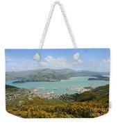 Lyttelton Harbor Weekender Tote Bag