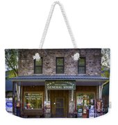 M And M Mercantile Weekender Tote Bag