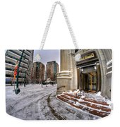 M And T Bank Downtown Buffalo Ny 2014 Weekender Tote Bag