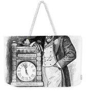 M Weekender Tote Bag